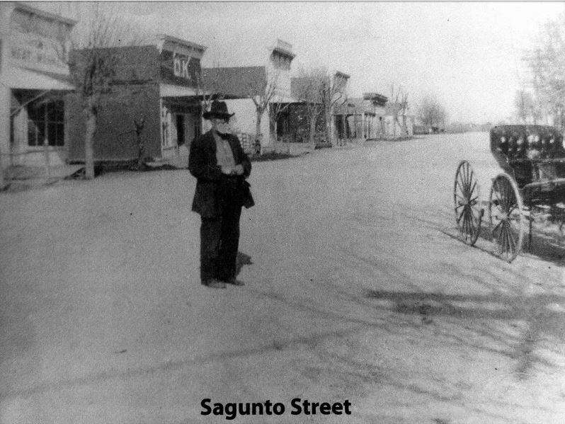 Sagunto Street